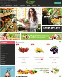 Supermarket theme for PrestaShop