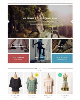 Fashion & Style PrestaShop Template