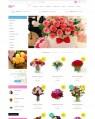 Template Florarii Online