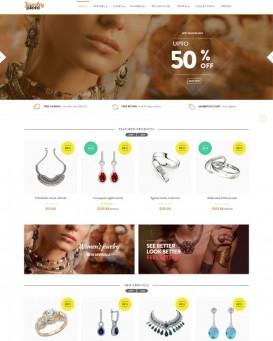 Jewelry Store Theme for PrestaShop