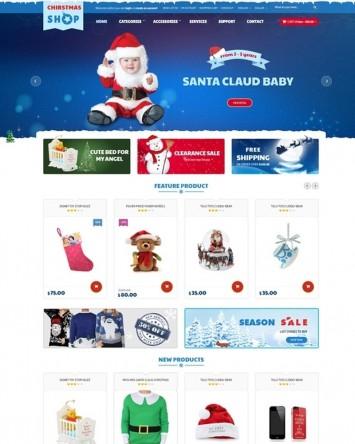 Online Gift Store PrestaShop Theme