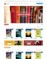 Online Bookstore Theme