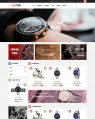 Luxury Watch Store Theme