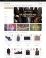 Template magazine online Fashion