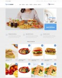 Food and Cook theme for PrestaShop
