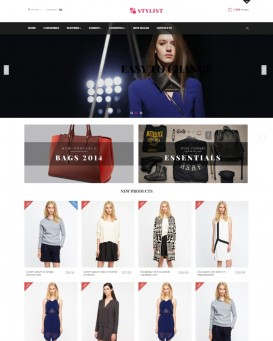 Women's Fashion Theme for PrestaShop