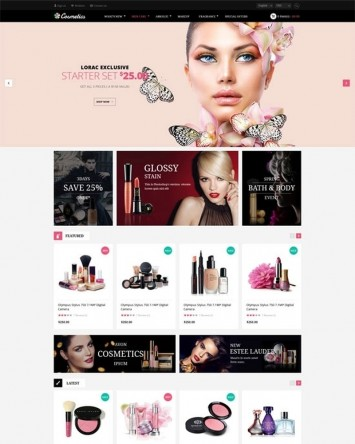 Make-up and Beauty Theme