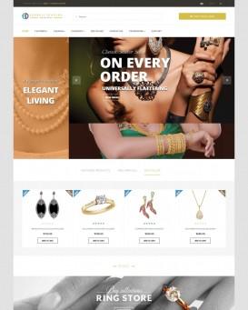 Jewelry PrestaShop 1.6 Theme