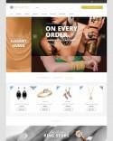 Template Magazin Online Bijuterii