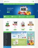 Template PrestaShop Supermarket